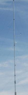 Torre Anemometrica da 30 m.