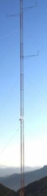 Torri Anemometriche Tralicciate 51 metri