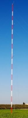 Torri Anemometriche Tralicciate 66 metri