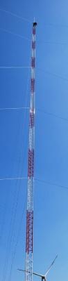 Torri Anemometriche Tralicciate 72 metri
