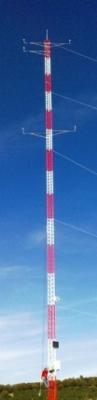 Torri Anemometriche Tralicciate 45 metri